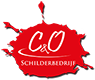 C&O Schilder Sticky Logo
